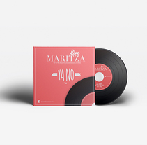 Ya No | Maritza Music. A Graphic Design, and Packaging project by Próximamente  - 17-02-2015