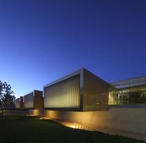 CLPU. Parque Tecnológico USAL en Villamayor (Sa).. Un proyecto de Fotografía y Arquitectura de Álvaro Viera          - 19.01.2014