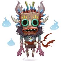 """""""La Forêt Oubliée"""" characters. Un proyecto de Ilustración, Dirección de arte, Diseño de personajes y Comic de Jordi Villaverde - 19-01-2015"""