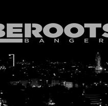 """Videoclip Beroots Banger """"Te vi partir"""". Um projeto de Cinema, Vídeo e TV, Pós-produção e Vídeo de Diana Drago         - 22.02.2015"""