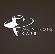 Montroig Cafe. Un proyecto de Br e ing e Identidad de lilly maldonado         - 30.04.2013