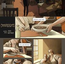 comic omnipresente. Um projeto de História em quadrinhos de Pablo Rocha Atrio         - 27.02.2015