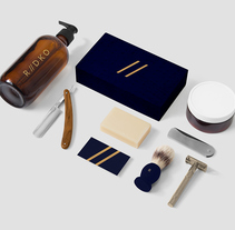 R // D K O - Barber concept shop. A Art Direction, Br, ing, Identit, Graphic Design, Packaging, and Product Design project by Marina Porté         - 28.02.2015