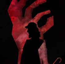 The Walking Dead I. Un proyecto de Ilustración, Bellas Artes y Pintura de Isi Cano - Domingo, 01 de marzo de 2015 00:00:00 +0100