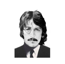 """Los """"cinco"""" Beatles. (Material para Roll-Up). Um projeto de Design e Design gráfico de Belén de Castro Resina         - 11.02.2015"""