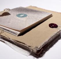 La costurera. Um projeto de Design, Ilustração, Artesanato, Design editorial, Artes plásticas e Design gráfico de Andrea González García         - 11.11.2014