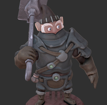 badassgnome. A 3D project by rauldraw - 07-03-2015