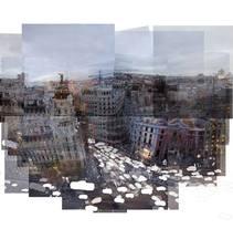 """""""Madrid sin ti"""". Um projeto de Artes plásticas e Pintura de Cristina DM Marín - 07-03-2015"""