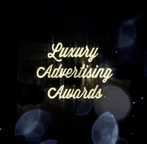 Luxury Advertising Awards 2014. A Design, Advertising, Motion Graphics, Film, Video, TV, Art Direction, Br, ing, Identit, Creative Consulting, and Graphic Design project by Victor Parras         - 11.09.2014