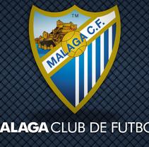 Malaga CF / Merchandising Products. Um projeto de Design de acessórios, Moda, Design gráfico e Design de produtos de Luiz Franco Lordelo Muniz         - 08.03.2015