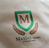Diseño logotipo empresa sector agr. Um projeto de Br e ing e Identidade de Salvador Nicolás         - 09.03.2015