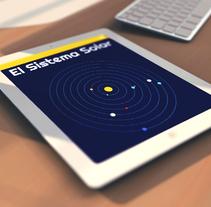 Sistema Solar CSS. Un proyecto de Diseño Web de Martin Miranda Torrado         - 09.03.2015