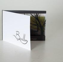 Postal 3D. Um projeto de Artesanato, Artes plásticas e Design gráfico de Sandra Yago         - 11.03.2015
