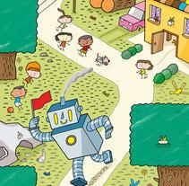 Ilustración Infantil. Un proyecto de Ilustración de Miguel B. Núñez         - 23.03.2015