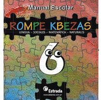 Manual Escolar - Diseño Editorial ( InDesign ). Un proyecto de Diseño editorial de María Belén Grieco         - 29.03.2015
