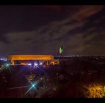 Timelapse Auditorio Nacional. Un proyecto de Fotografía de Rebeca Raymundo Escalante         - 26.08.2014