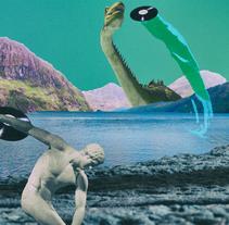 Amansando a la Bestia. A Illustration, Photograph, and Collage project by Patricia Suárez         - 04.04.2015