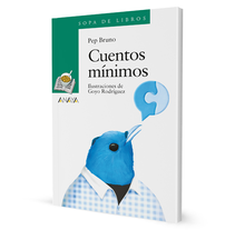 Cuentos Mínimos . A Illustration, and Editorial Design project by Goyo Rodríguez         - 08.04.2015