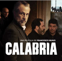 Cartel Cine Calabria. Un proyecto de Diseño gráfico de vanessa  santos - Viernes, 10 de abril de 2015 00:00:00 +0200