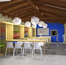 A Turuleca · Granja Escuela Gallega. Um projeto de Design, Arquitetura, Arquitetura de interiores e Design de interiores de UVE Laboratorio de Diseño         - 19.06.2011