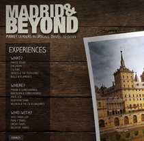 Madrid and Beyond. A Illustration, Br, ing, Identit, Creative Consulting, Design Management, Graphic Design, Web Design, and Collage project by Jorge Hernández         - 15.04.2015