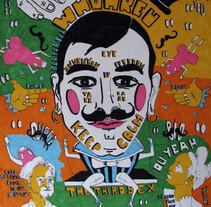 Poesias Lexuales. A Illustration project by carmen esperón - Apr 18 2015 12:00 AM