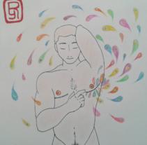 El poder de la identidad. A Illustration, and Fine Art project by Rocío Yuste Sánchez         - 18.04.2015