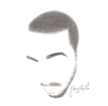 HairProfile. Un proyecto de Ilustración de Gabriel Hernández         - 19.04.2015