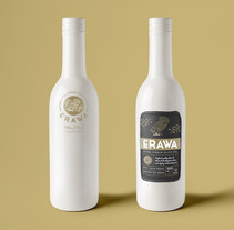 Erawa labels. A Br, ing, Identit, and Packaging project by Monica Cammarano         - 26.04.2015