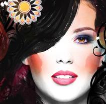 GORBEA, mural. Um projeto de Ilustração e Design gráfico de Saúl M. Irigaray         - 17.05.2015