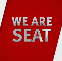 """""""SOMOS SEAT"""". Un proyecto de Motion Graphics de Yago Torres Seoane         - 21.05.2015"""