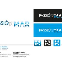 Corporativa Tv/Radio - Passio per la mar. Um projeto de Design gráfico de Sergio Sala Garcia         - 23.05.2015