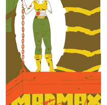 MAD MAX: Fury Road Poster. A Film, Video, TV, Art Direction, Editorial Design&Illustration project by Carla Berrocal - May 26 2015 12:00 AM
