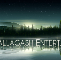 Allagash Entertainment logo. A Illustration, and Graphic Design project by pablo iranzo         - 27.10.2014