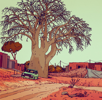 Another day of life. A Illustration, Animation, and Film project by jon  juarez gaztelu - Jun 01 2015 12:00 AM
