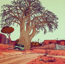 Another day of life. A Animation, Film&Illustration project by jon  juarez gaztelu - 06.01.2015