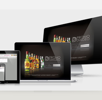 Diseño interfaz web para intranet. A Web Design project by Antonio Manuel Algar         - 02.06.2015