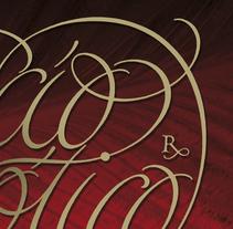 Rocío Erótico. Un proyecto de Caligrafía de Ricardo Rousselot Schmidt - 12-06-2013
