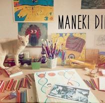 Maneki Didi. Um projeto de Design e Ilustração de Rocío Yuste Sánchez         - 03.06.2015