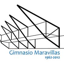 Logo Gimnasio Maravillas. Un proyecto de Diseño gráfico de Rocío Albertos Casas - 15-06-2015