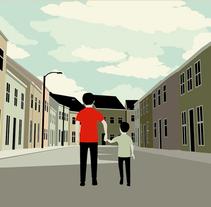 Save the Children - Animated movie. Un proyecto de 3D y Animación de Edgar  Ferrer - Miércoles, 17 de junio de 2015 00:00:00 +0200