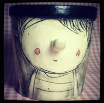 maceta. Un proyecto de Diseño de MARIA CHELI - 21-06-2015
