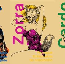 El Animal Interior. Um projeto de Ilustração, Serigrafia e Tipografia de Juliana Muir - 15-01-2015