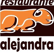 RESTAURANTE ALEJANDRA . Um projeto de Design gráfico de fredy muñoz - 22-06-2015