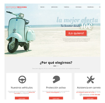 Boceto web motorentmigjorn.com. Un proyecto de Diseño Web de Ernesto Jiménez         - 23.04.2015