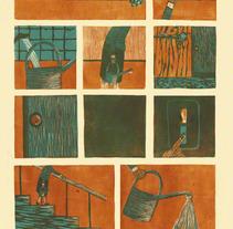 Sembrar raíces. A Comic project by Blanca Santamaría - 08-11-2013