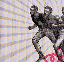 Illustraciones. A Illustration project by Jose Orozco - Jun 25 2015 12:00 AM