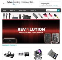 Imagen corporativa de kobetradingusa  y sus productos. Un proyecto de Diseño gráfico de Lismary trujillo         - 24.06.2013