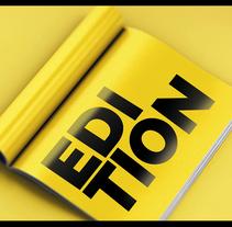 Diseño Editorial. Un proyecto de Diseño editorial de Emilio Lopez         - 25.06.2015