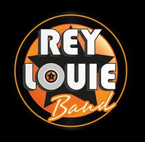 Rey Louie Bar Concierto. Un proyecto de Dirección de arte, Diseño gráfico y Diseño Web de CELINA SABATINI Diseño & Comunicación Estratégica - 25-06-2015
